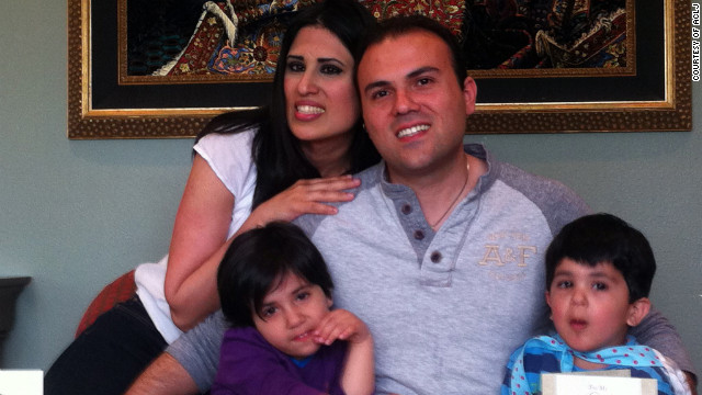 Wife of American pastor imprisoned in Iran says family 'struggles everyday'