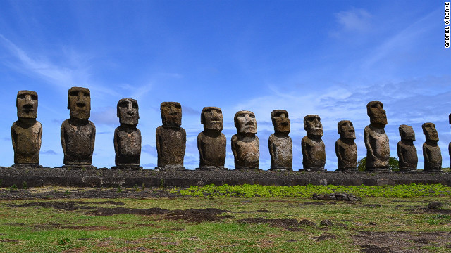 People come to Easter Island primarily for the moai. These incredible monolithic statues are carved from a single piece of stone, number around 1,000 and are scattered all over the island. &lt;br/&gt;&lt;br/&gt;But there is more to Easter Island than the moai...