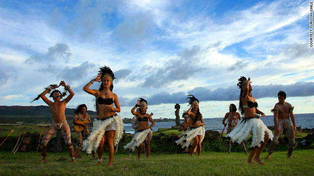The island's one-of-a-kind culture is kept alive with various activities and festivals. <br/><br/>The big celebration is the Tapati Festival. This includes a volcano toboggan race, dance competitions, carnival-style parades, food exhibitions and the crowning of the Tapati queen.