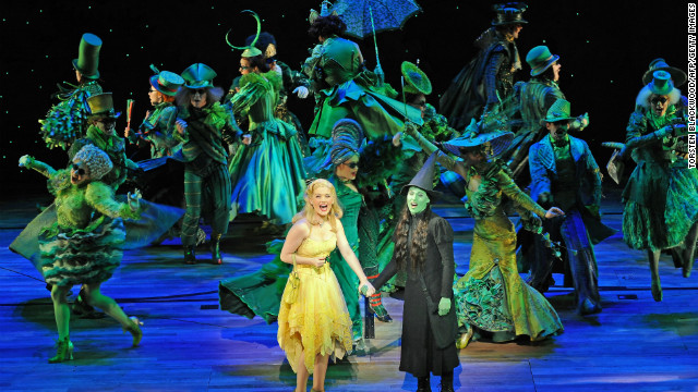'Wicked' sets Broadway record
