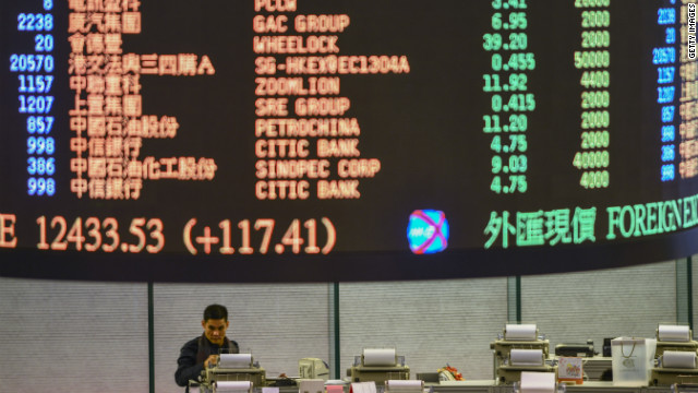 Fiscal cliff deal boosts world markets