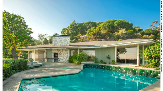 Ronald Reagan's former home for sale for $5 million