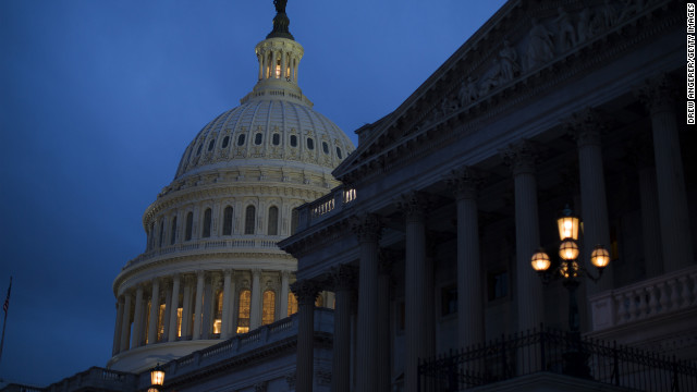 Are the days of Congress 'going big' over?