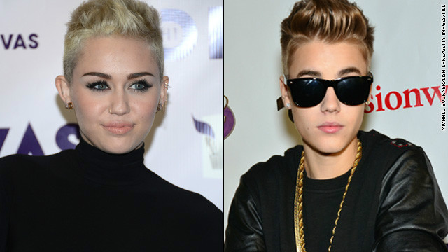 Miley Cyrus, Justin Bieber call for change