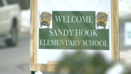 Sandy Hook students return to class after shooting