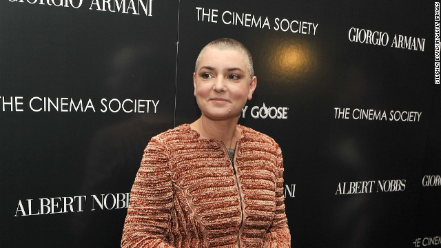 Sinead O'Connor burst onto the scene in a black turtleneck and buzz cut in the &quot;Nothing Compares 2 U&quot; video. More than 20 years later, she's still rocking the look.