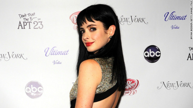 Krysten Ritter's 'down' for '50 Shades' movie