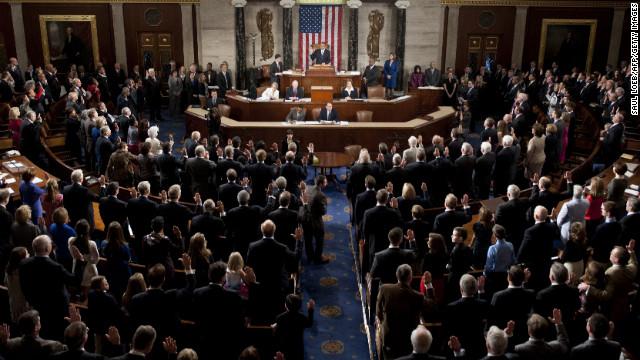 El Congreso de EE.UU. entra en funciones con cifra récord de legisladores latinos
