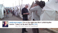 Recap 2012 through Anderson Cooper&#039;s tweets