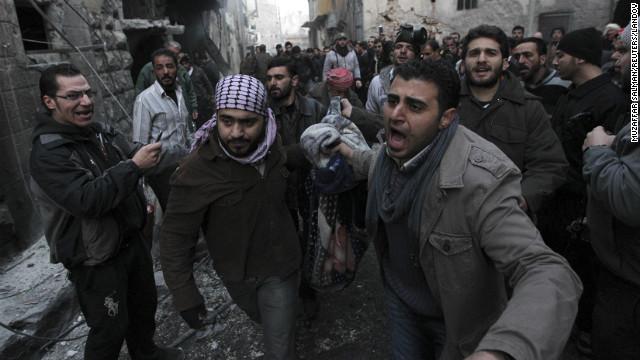 El gobierno sirio libera a 2.130 prisioneros por 48 iraníes secuestrados
