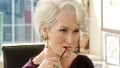 Meryl Streep playing Miranda Priestly in The Devil Wears Prada.