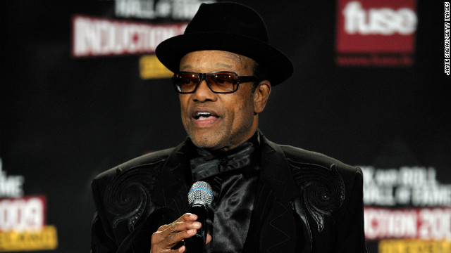 Bobby Womack reveals Alzheimer's diagnosis