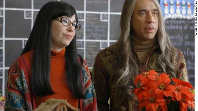 Carrie Brownstein and Fred Armisen star in season three of