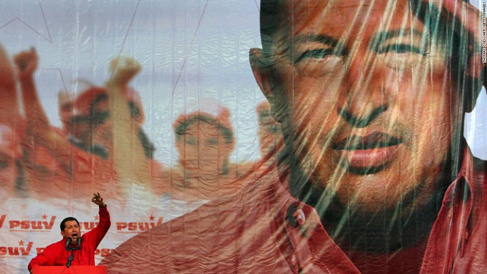 La vida de Hugo Chávez al frente de Venezuela