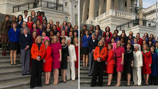 Not to be frozen out: Pelosi explains 'Photoshopped' photo