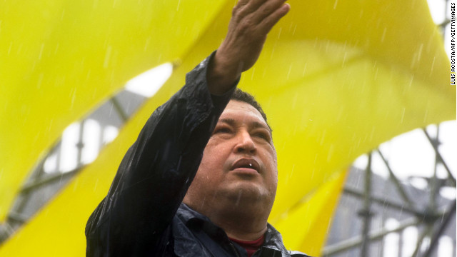 Venezuela accuses enemies of Chavez plot