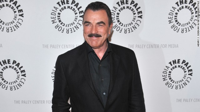 Tom Selleck thinks 'Three Men and a Bride' is a good idea