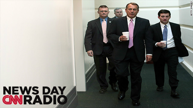 CNN Radio News Day: January 4, 2013