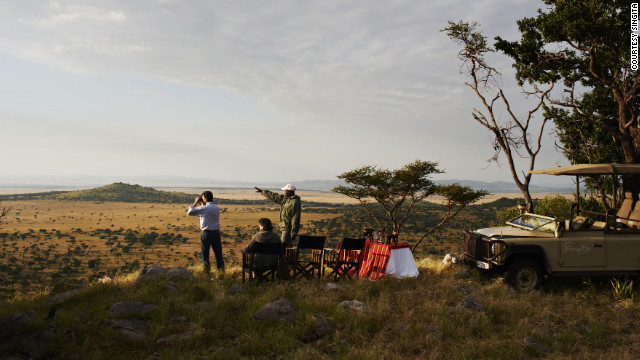Serengeti House, situated within the 350,000 acres of the Singita Grumeti Reserves in Tanzania, is so exclusive that it's barely mentioned on the Singita website. (<a href='http://www.singita.com/blog/tag/eating-at-singita-serengeti-house/' target='_blank'>Check the blog</a>.)