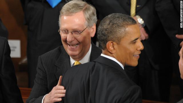 Qué puede hacer Obama (y qué no) con un Senado republicano