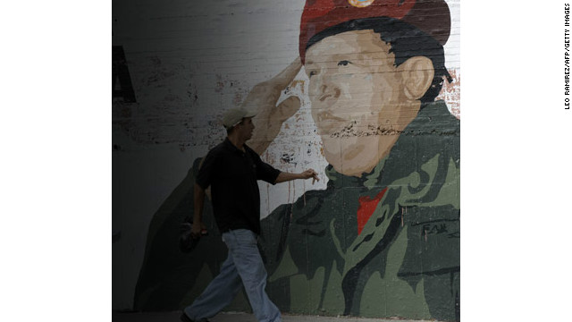"""Hugo Chávez se encuentra en una """"situación estacionaria"""", dice gobierno venezolano"""