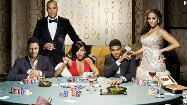 "The CW spun off this series about professional football players and the women in their lives from its successful sitcom, ""Girlfriends."" After three years on the network, it was canceled, only to be picked up by BET, where it set ratings records. A sixth season (without star Tia Mowry) is set to premiere in March."