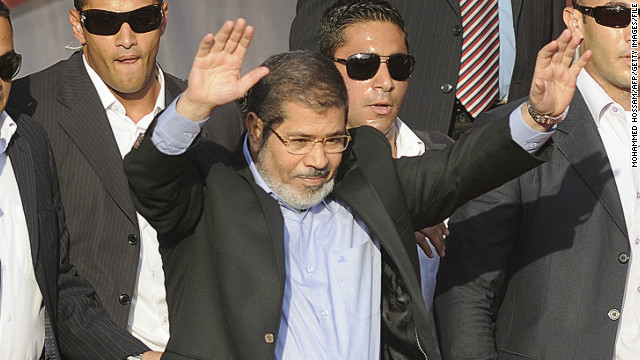 Morsi quiere que Al Asad sea juzgado por crmenes de guerra