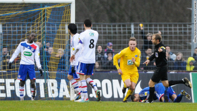 Valentin Focki grabbed a 77th minute equalizer for the home side to ensure the game went into extra-time following a pulsating contest.