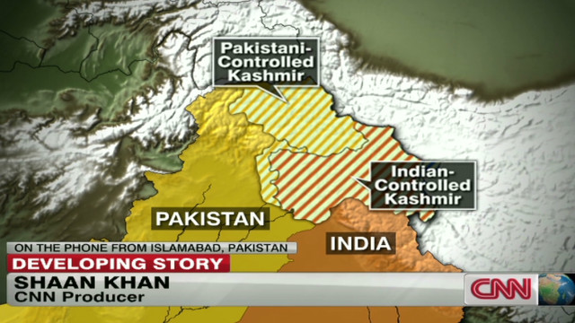 a history of border dispute between india and pakistan A history of the conflict between india and pakistan with intervention from the united nations  border of india and the southeastern border of pakistan,.