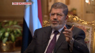 Exclusive interview with Egyptian President