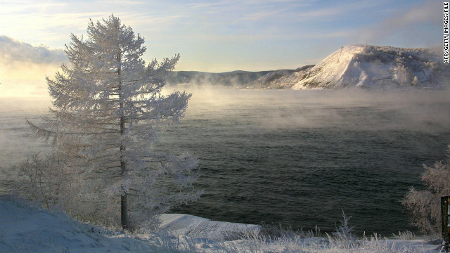 Lake Baikal offers unique sailing challenges against the inspiring backdrop of one Russia's most treasured national parks.