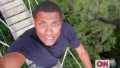 Errol overcomes fear of heights?