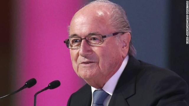 """""""Atentados en Boston atacan al deporte y su ética"""", dice Joseph Blatter"""