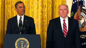 John Brennan, President Barack Obama\'s choice for CIA director, has been deeply concerned inside the U.S. drone system.
