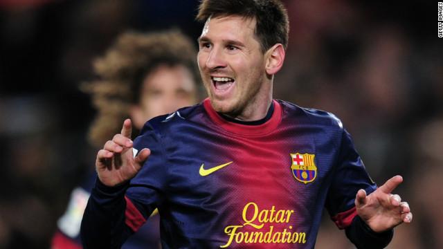 Lionel Messi renueva su contrato con el Barcelona hasta junio de 2018