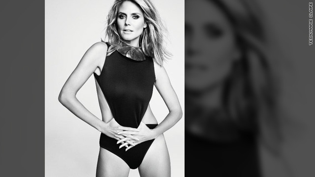Heidi Klum has no interest in being a cougar