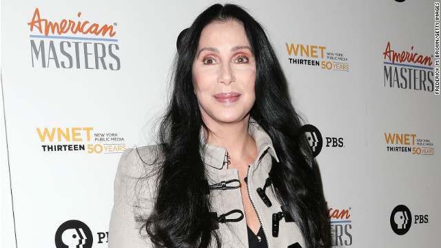 Cher signs development deal with Logo