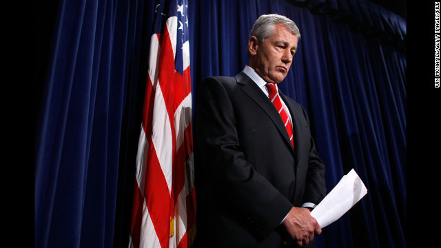 Debating the Chuck Hagel nomination