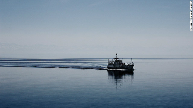 The largest and most biologically diverse lake in the world, Baikal is home to 45 islands and contains roughly one fifth of all freshwater on the earth's surface.