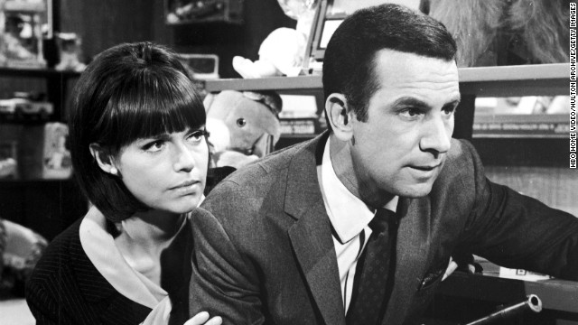 Bumbling spy Maxwell Smart and his partner, Agent 99, gave the world memorable gadgets, like the shoe phone, while it won Emmys. NBC called it quits after four seasons, but CBS tried to keep it going. By 1970, audiences' tastes had changed (but Max returned many times, including a 2008 film with Steve Carell).