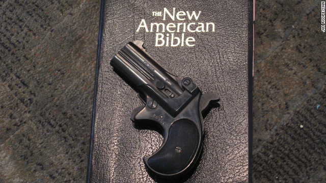 Christians divided on gun control