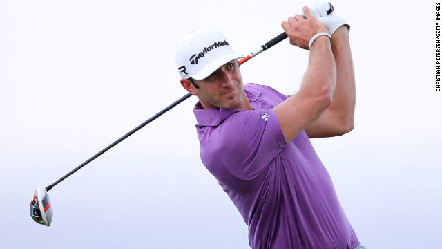 Dustin Johnson won the Tournament of Champions in Hawaii after finishing 16-under-par at the reduced three-round event on Monday. Play was abandoned the previous three days due to high winds.