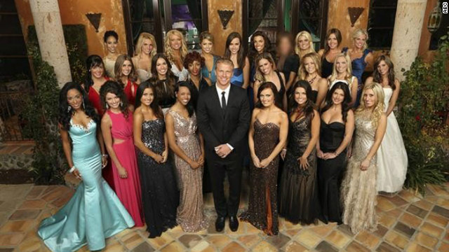 Sean meets the ladies on 'The Bachelor' premiere