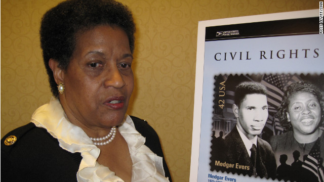 Civil rights leader's widow to give invocation at Obama's inaugration