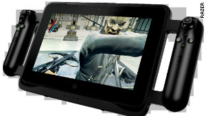 Razer rolls out tablet for hard-core gamers
