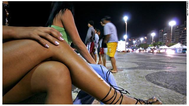 Prostitutas de Brasil aprenderán inglés de cara al Mundial 2014
