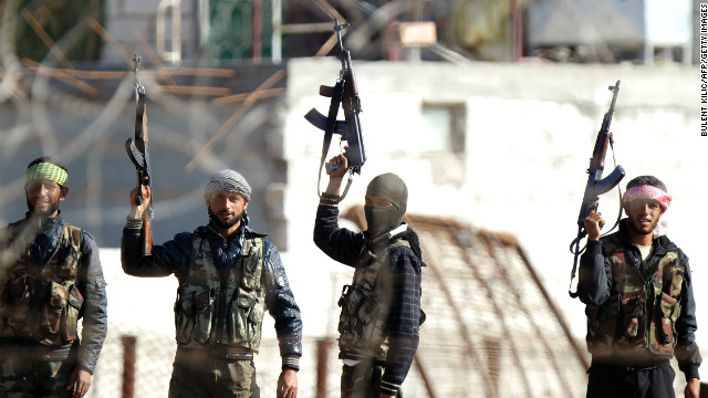 Source: Obama to move forward with plan to arm Syrian rebels