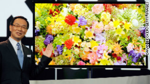 New TVs driven by software and streaming