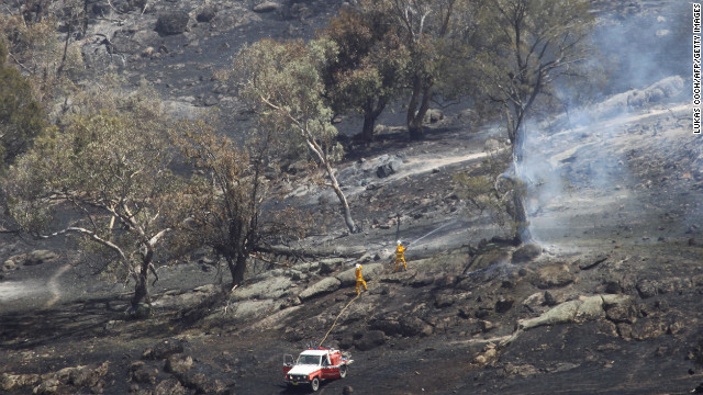 High temperatures, strong winds create 'catastrophic' fire threat