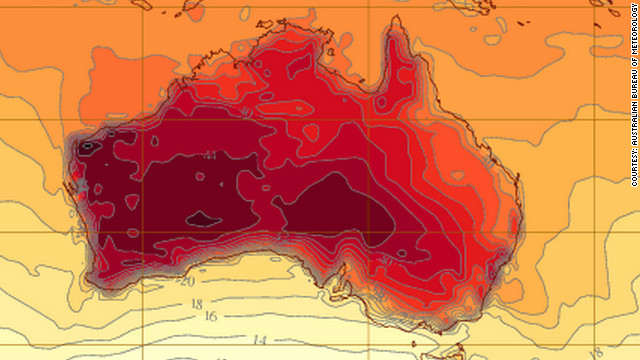 These weather maps are produced from computer models and are used by forecasters to develop the official weather maps, which contain added features such as cold fronts.